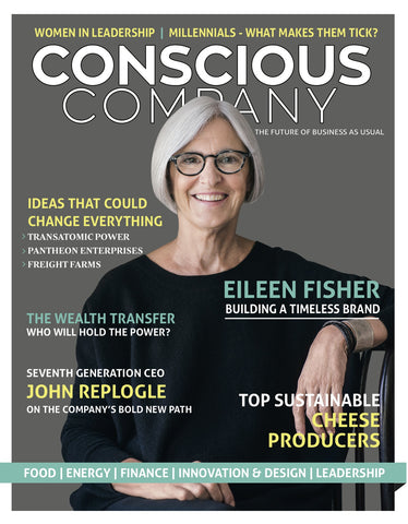 Issue 3 | Summer 2015-CONSCIOUS COMPANY Magazine