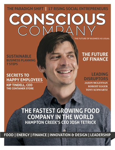 Issue 4 | Fall 2015-CONSCIOUS COMPANY Magazine