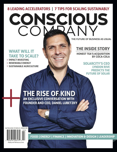 Issue 5 | Jan/Feb 2016-CONSCIOUS COMPANY Magazine