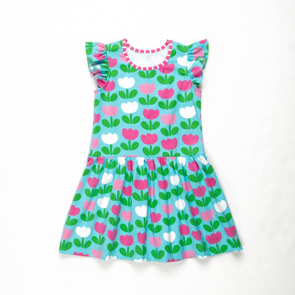 Tulips Janie Dress