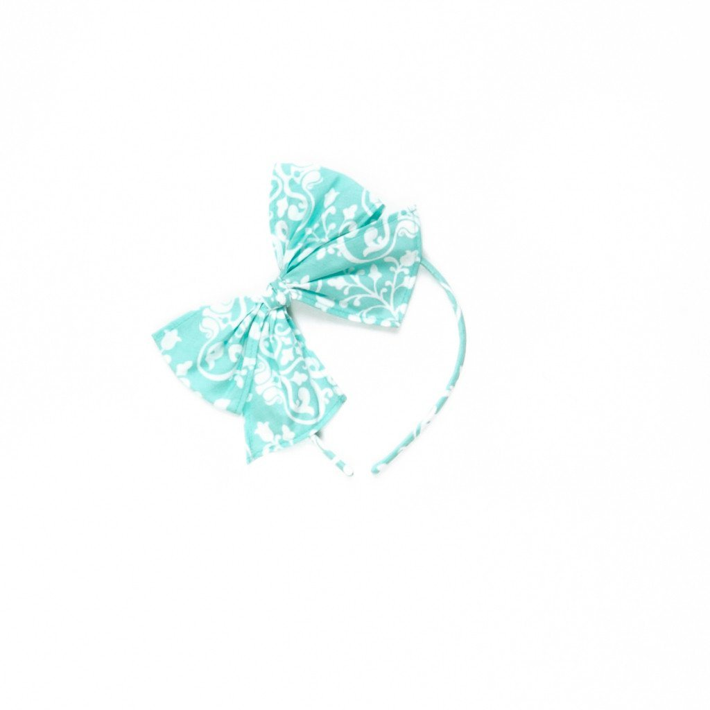 Delightful Damask Bea Headband