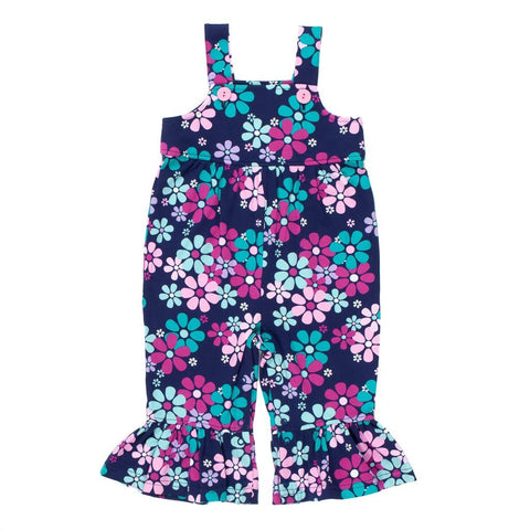 Flower Power Meredith Romper