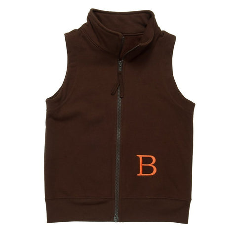Friends of Fall Owen Zip Vest
