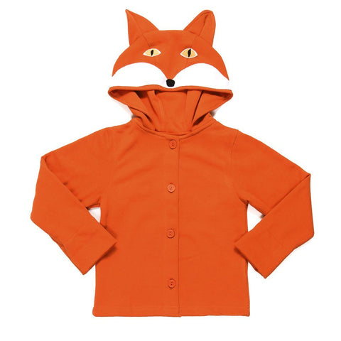 Friends of Fall Fox Hoodie