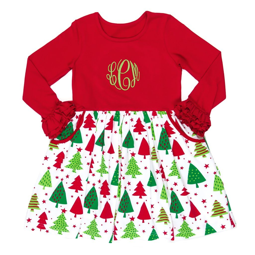 Fun & Festive Rhonda Dress