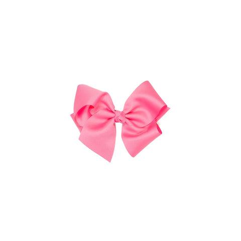 Classic Medium Pink Bow