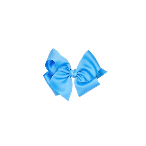 Frozen Classic Medium Blue Bow