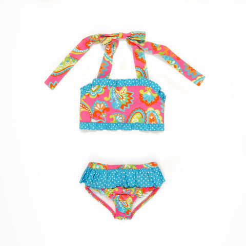 Tropical Punch Dana Bikini Set
