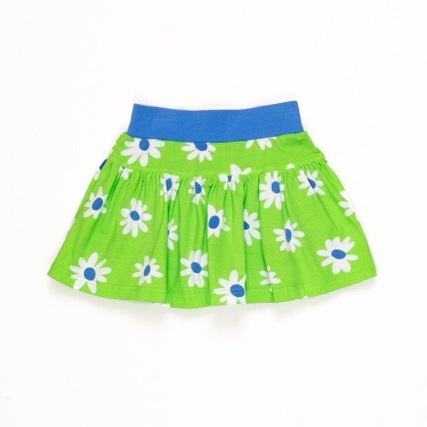 Retro Daisy Patty Skort