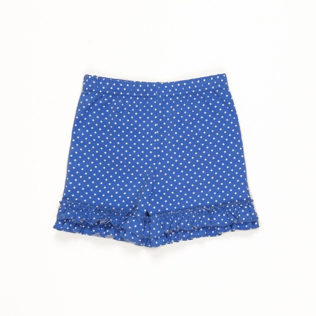 Retro Daisy Brailey Ruffle Short