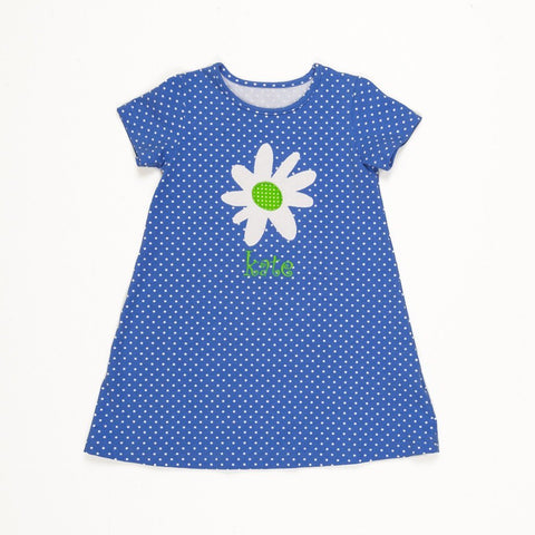 Retro Daisy Franny Dress