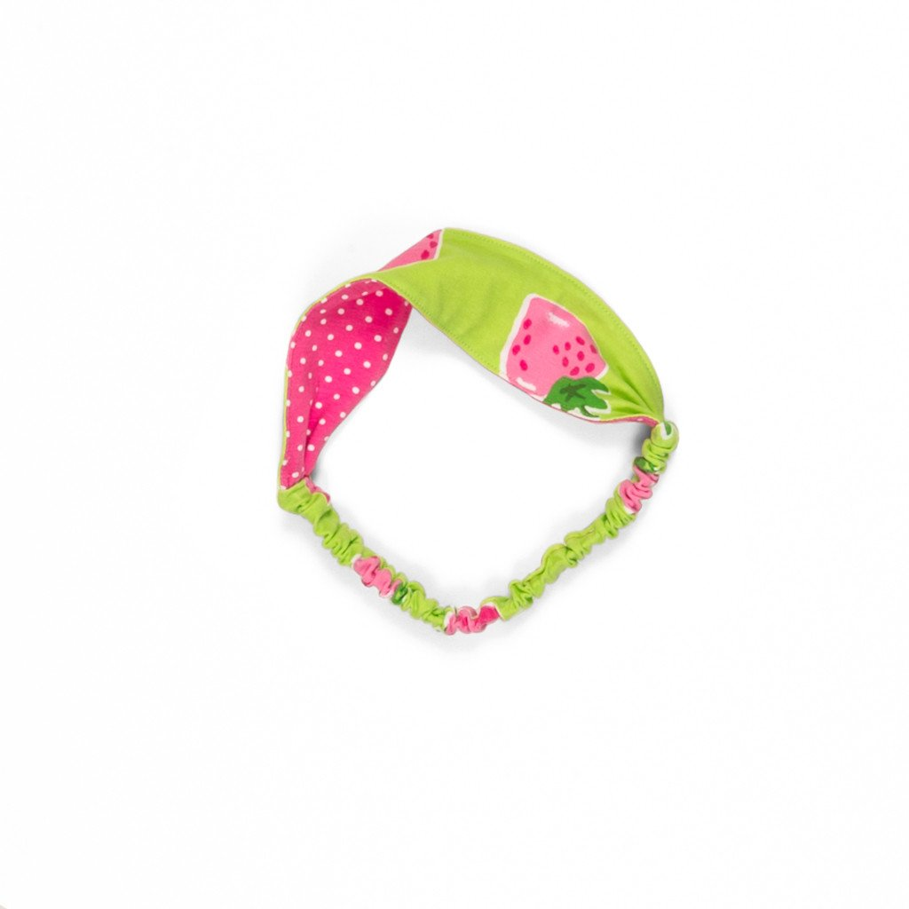 Strawberry Annie Headband