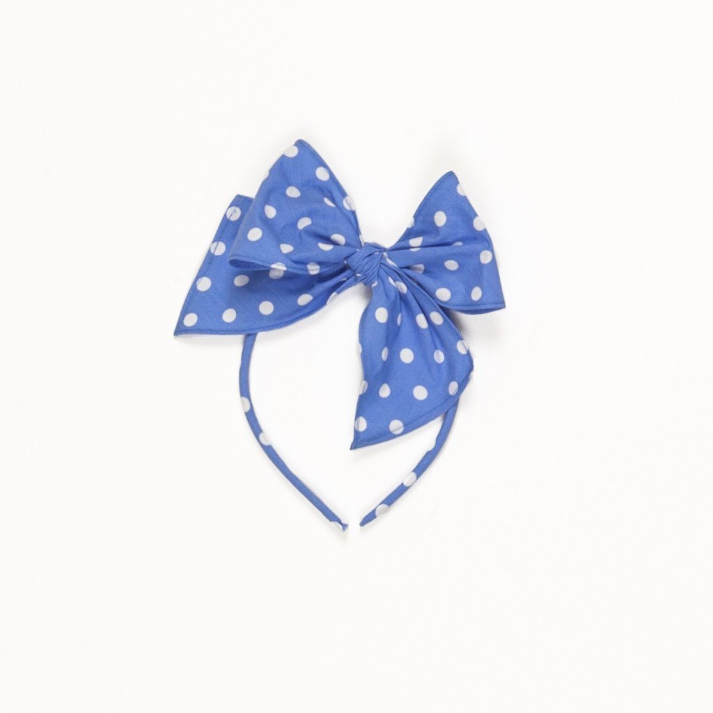 Retro Daisy Bea Dot Headband