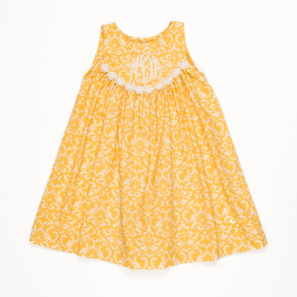 Lemon Blossom Lisette Dress