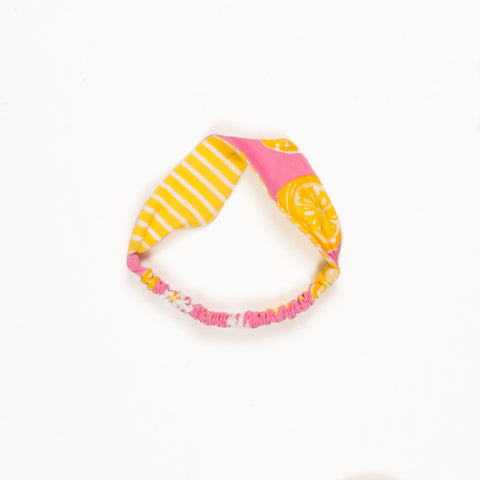 Lemon Blossom Annie Headband