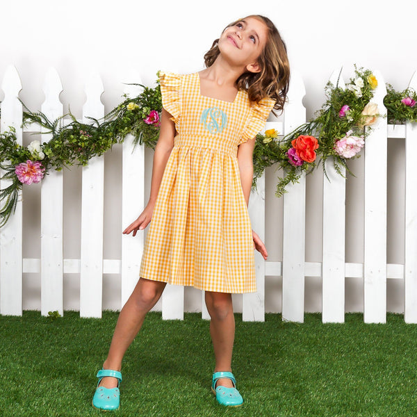 Garden Picnic Velma Dress