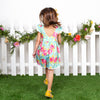 Garden Picnic Penny Dress