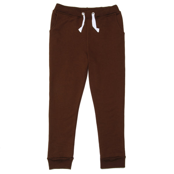 PE Class Sterling Brown Slim Joggers
