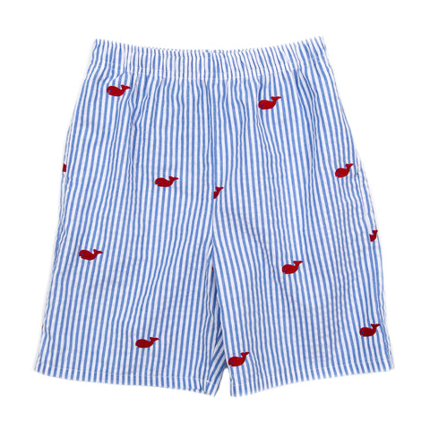 Whales and Watermelons Mason Short
