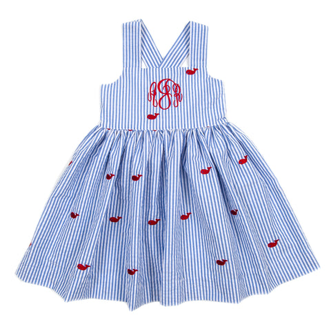 Whales and Watermelons Margaret Dress