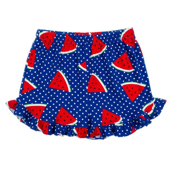 Whales and Watermelons Lulu Shorts