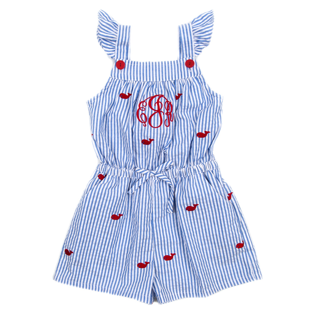 6659bf1f Whales and Watermelons Maya Romper – Kelly's Kids
