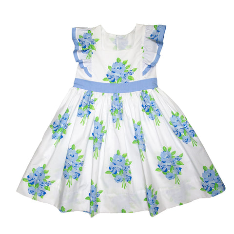 Spring Floral Catalina Dress