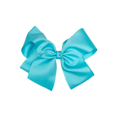Aqua Sky Medium Classic Bow