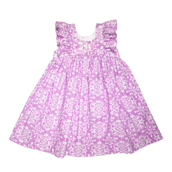 Derby Damask Lacey Dress