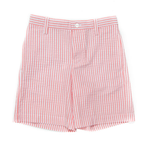 Simply Sweet Samuel Flat Front Shorts