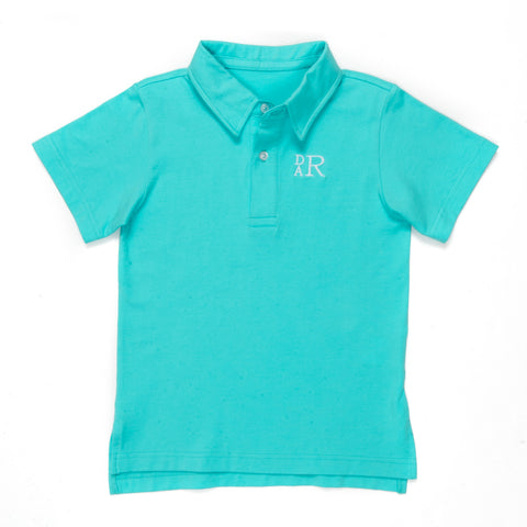 Cheerful Damask Connor Polo