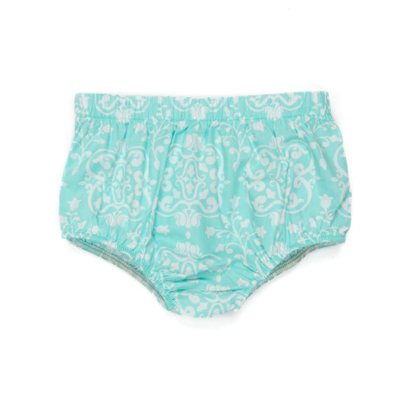 Cheerful Damask Heidi Diaper Cover