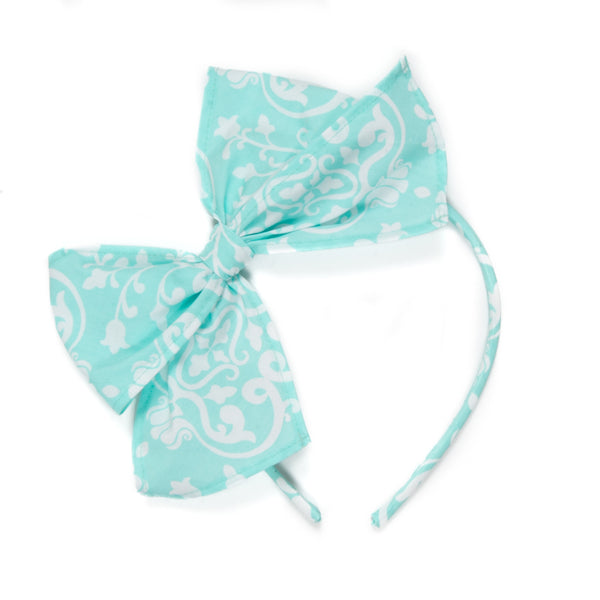 Cheerful Damask Bea Headband