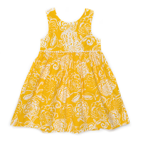 Sunshine Floral Sherwood Penny Dress