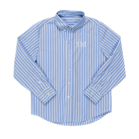 Fresh Breeze James Button Down