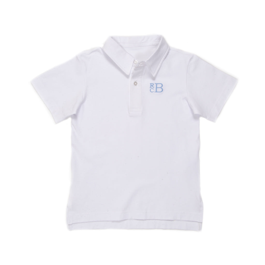Connor White Polo