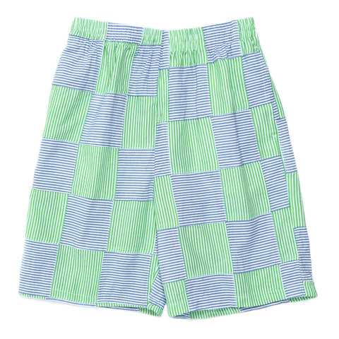 Seaside Seersucker Mason Short