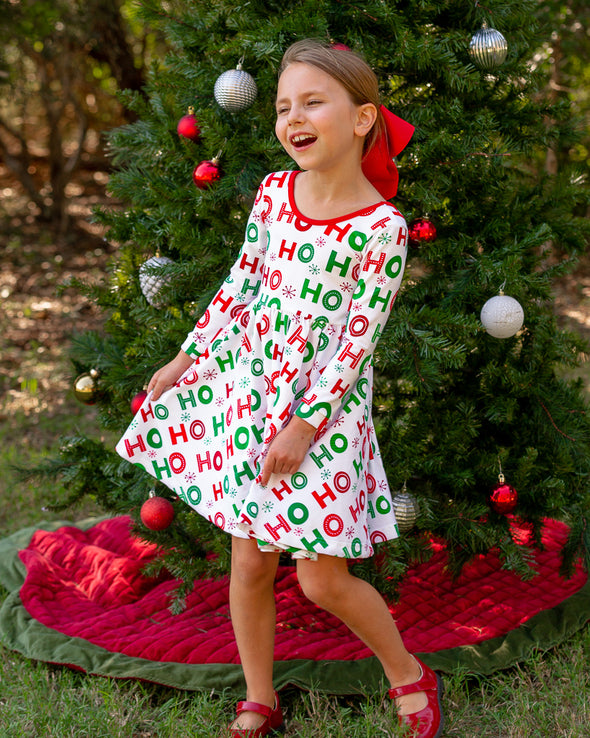Ho Ho Ho Joy Dress