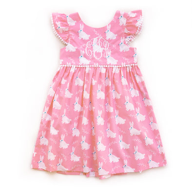 Easter Bunnies Penny Dress
