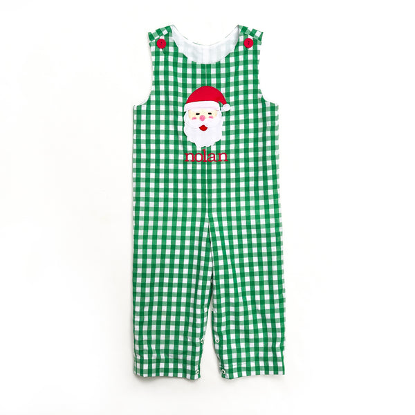 Santa Applique Longall