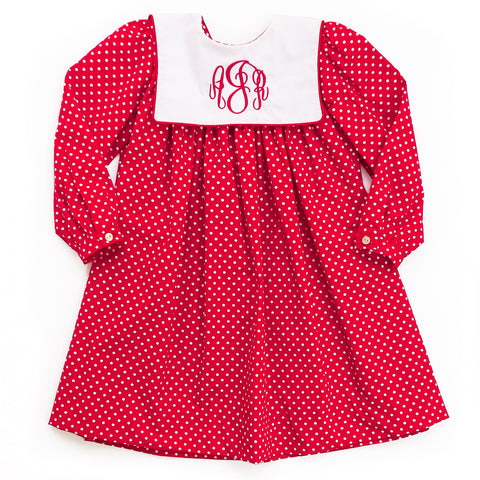 Polka Dot Marley Dress