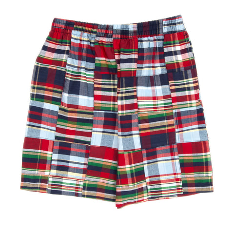 Perfect Patchwork Mason Short