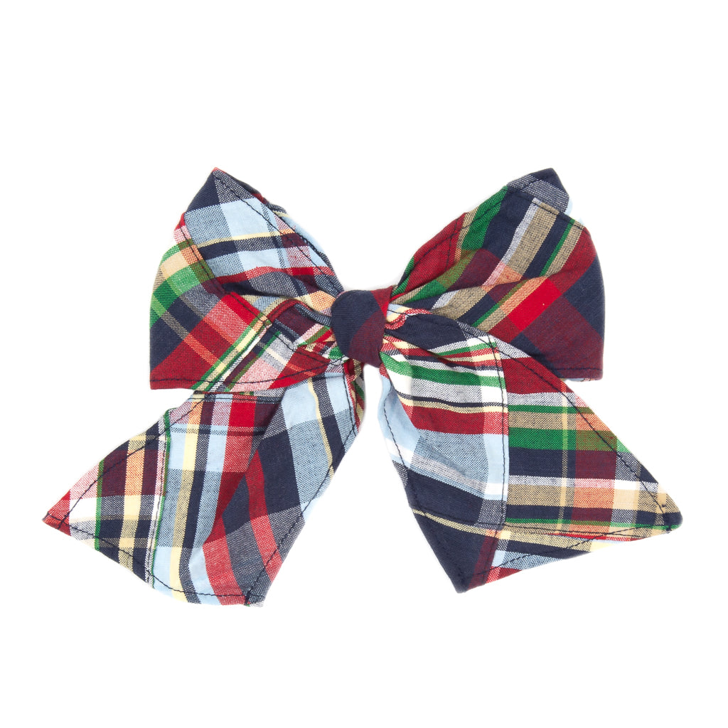 Perfect Patchwork Sonni Bow