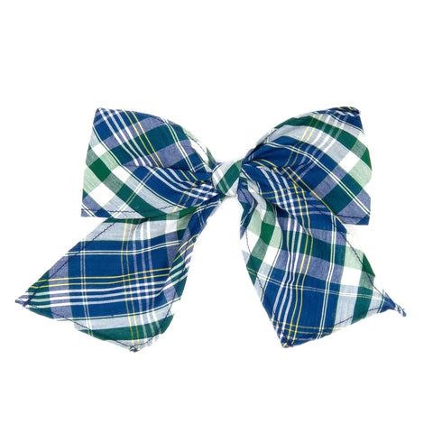 Fall Plaid Sonni Bow