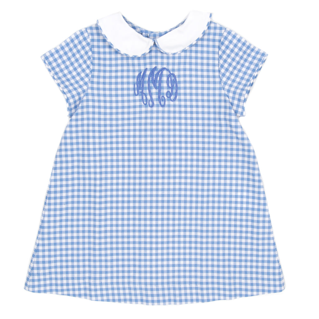 Classic Check Madeline Dress