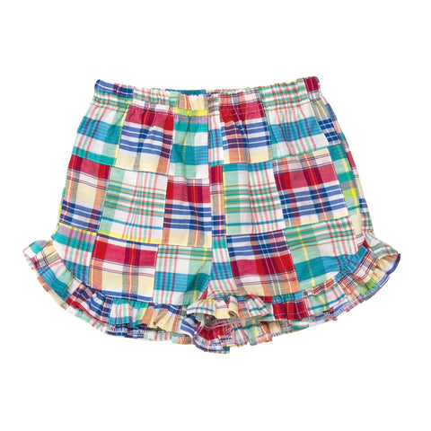 Nautical Patchwork Lulu Shorts