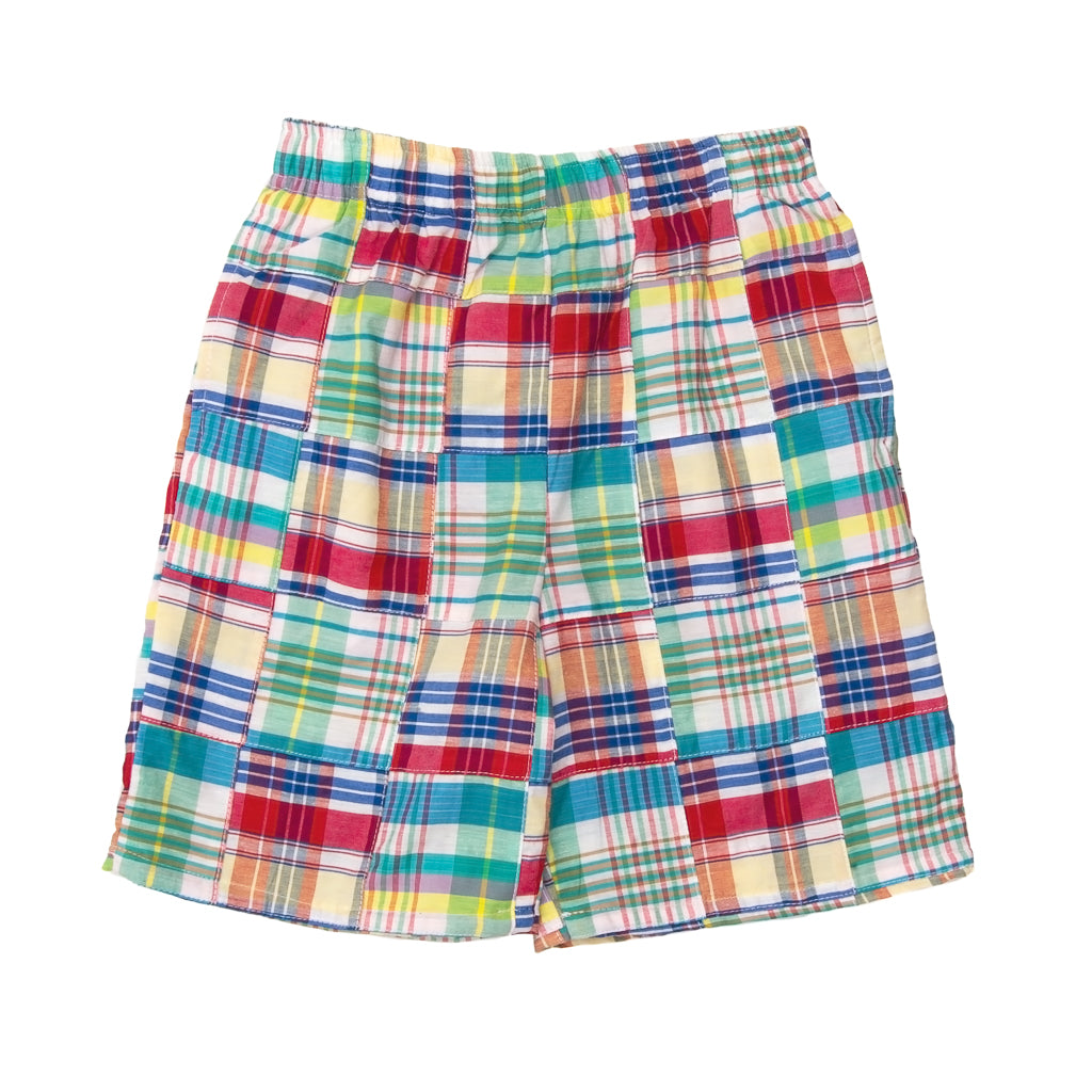 Nautical Patchwork Mason Short