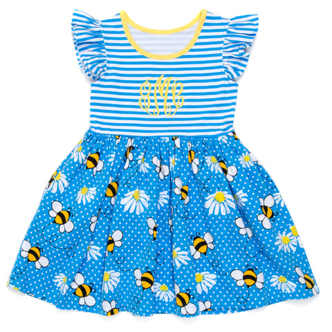 Honey Bees Rhonda Dress