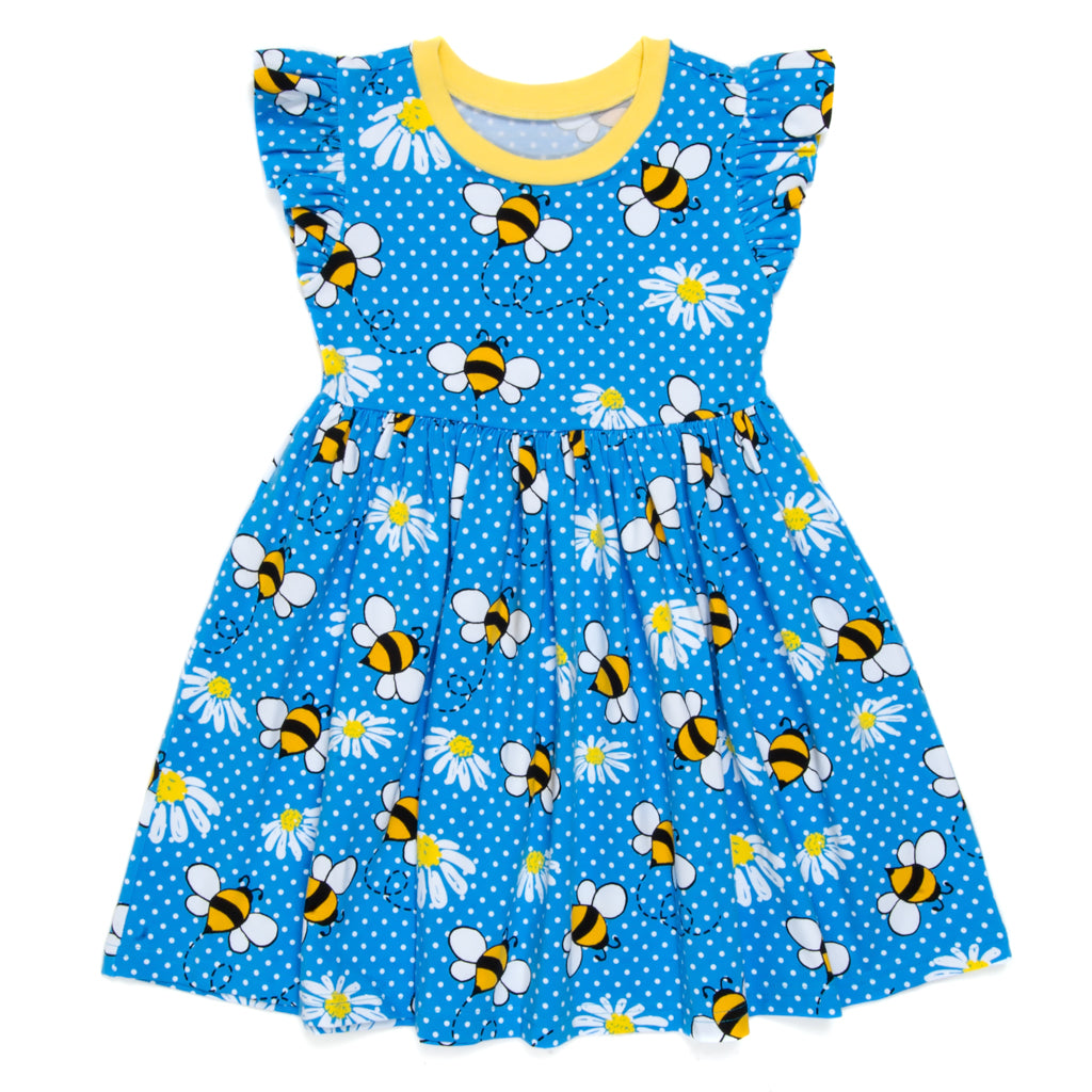 Honey Bees Lizzy Dress