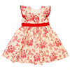 Christmas Toile Catalina Dress